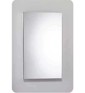 "Robern MC2440D621RE2 M Series 23 1/4"" Wide x 6"" Deep Customizable Cabinet With Cabinet Hinge: Right And Electrical Option: Electrical outlet with Interior Light And Style and Color: White <strong>(USUALLY SHIPS IN 2-3 WEEKS)</strong>"