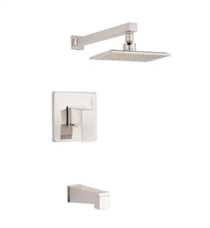 Danze Mid-town™ Tub and Shower Trim Kit in Polished Nickel