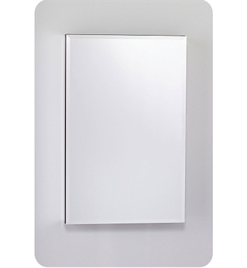 "Robern MC2030D619RE2 M Series MC 19 1/4"" Wide x 6"" Deep Customizable Cabinet With Cabinet Hinge: Right And Electrical Option: Electrical outlet with Interior Light And Style and Color: Satin White <strong>(USUALLY SHIPS IN 3-4 WEEKS)</strong>"