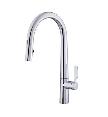 Danze D423607 Did-U-Wave Single Handle Electronic Kitchen Pull Down Faucet in Chrome