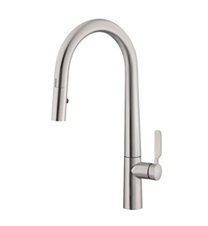 Danze Did-U-Wave Single Handle Electronic Kitchen Pull Down Faucet in Stainless Steel