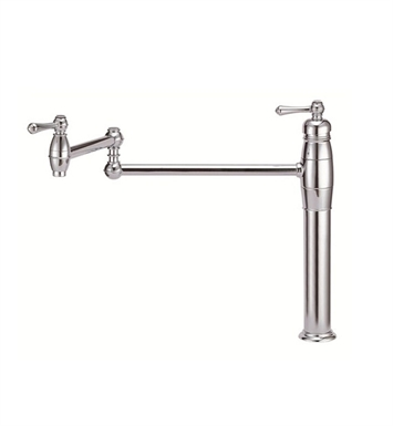 Danze Opulence™ Single Handle Deck Mount Pot Filler in Chrome