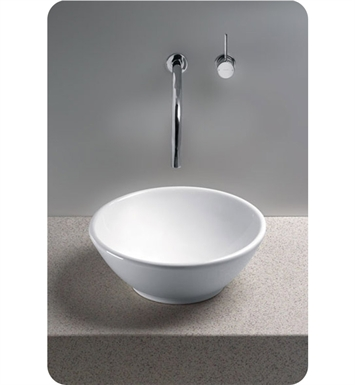 TOTO LT523G#03 Larissa® Vessel Lavatory with SanaGloss® With Finish: Bone