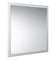 "Fresca FMR2036AW Oxford 32"" Antique White Mirror"