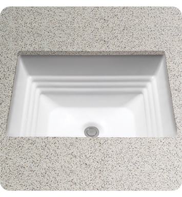 TOTO LT533#03 Promenade® Undercounter Lavatory With Finish: Bone