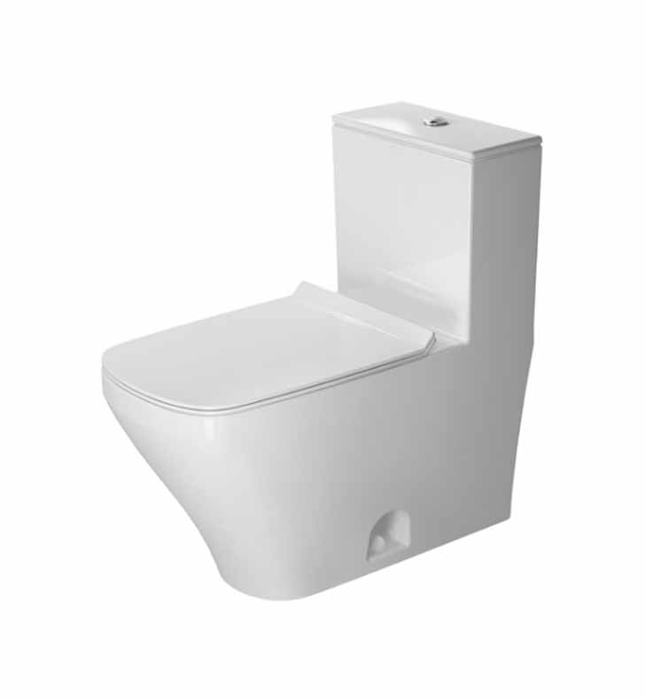 Duravit 2157010005 Durastyle One Piece Dual Flush Toilet