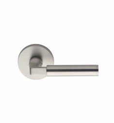 Omnia 914 Customizable Lever Latchset with Handle