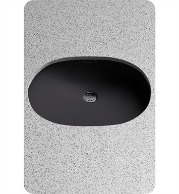 TOTO LT546#51 Undercounter ADA Lavatory in Ebony Black With Finish: Ebony <strong>(SPECIAL ORDER. USUALLY SHIPS IN 3-4 WEEKS)</strong>