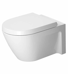 Duravit Starck Elongated Two Piece Toilet
