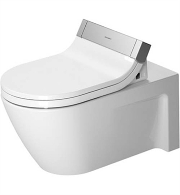 Duravit 2533090092 Starck Elongated One-Piece Toilet