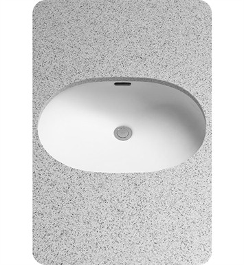TOTO LT546G#01 Undercounter Lavatory with SanaGloss® - ADA With Finish: Cotton