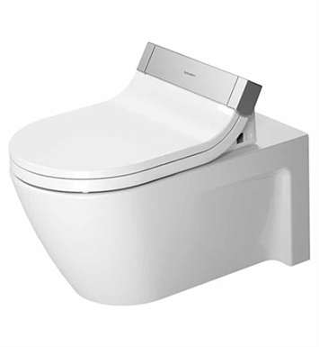 Duravit 2533590092 Starck Elongated One Piece Toilet