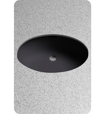 TOTO LT548#51 Undercounter ADA Lavatory in Ebony Black With Finish: Ebony <strong>(SPECIAL ORDER. USUALLY SHIPS IN 3-4 WEEKS)</strong>