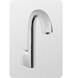Toto Wall-Mount Gooseneck EcoPower® Faucet - Thermal Mixing