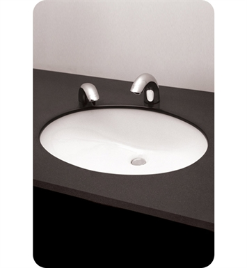 TOTO LT587#03 Undercounter Lavatory - ADA With Finish: Bone