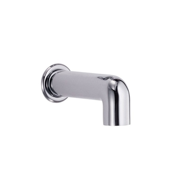 "Danze Parma™ 6 1/2"" Wall Mount Tub Spout in Chrome"
