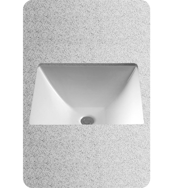TOTO LT624G#03 Legato™ Undercounter Lavatory, with SanaGloss With Finish: Bone
