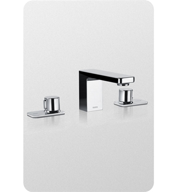 TOTO TL170DDLQ Kiwami® Renesse® Widespread Lavatory Faucet, with Pop-up Drain