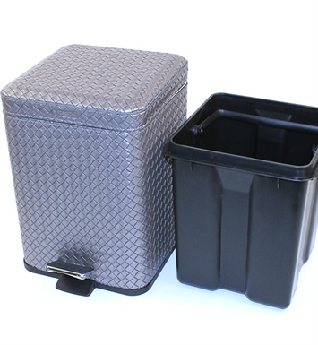 Nameeks 6729-77 Gedy Waste Basket