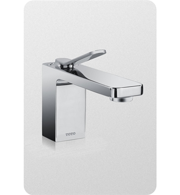 TOTO TL170SDALQ#CP Kiwami® Renesse® Single Handle Lavatory Faucet, without Pop-up Drain With Finish: Polished Chrome