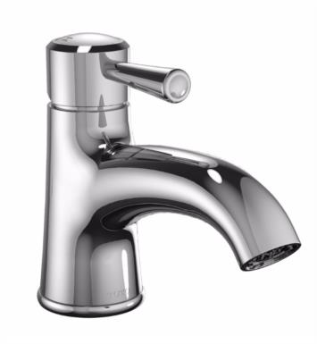 "TOTO TL210SD Silas 7 7/8"" 1.5 GPM Single-Hole Bathroom Sink Faucet with Pop-Up Drain"