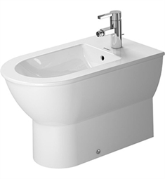 Duravit 2251100000 Darling New Spray Bidet Floor Standing in White Alpin Finish