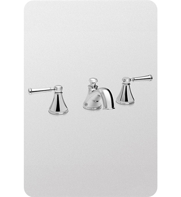 TOTO TL220DD1#BN Vivian™ Widespread Lavatory Faucet with Lever Handles With Finish: Brushed Nickel