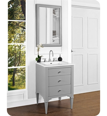 "Fairmont Designs 1510-V24 Charlottesville 24"" Vanity in Light Gray"