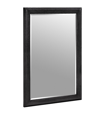"Fairmont Designs 1511-M24 Charlottesville 24"" Mirror in Vintage Black"