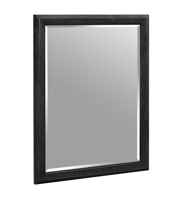 "Fairmont Designs 1511-M28 Charlottesville 28"" Mirror in Vintage Black"