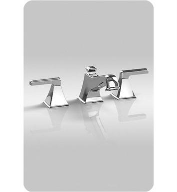 TOTO TL221DD#PN Connelly™ Widespread Lavatory Faucet With Finish: Polished Nickel