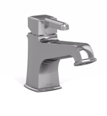 "TOTO TL221SD#PN Connelly 8"" 1.5 GPM Single-Hole Bathroom Sink Faucet with Pop-Up Drain With Finish: Polished Nickel"