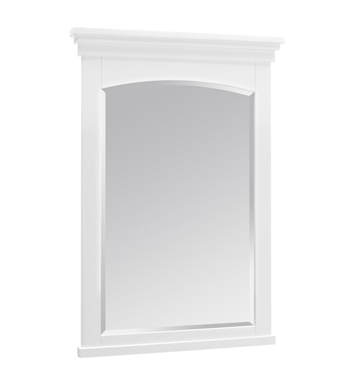 "Fairmont Designs 1512-M24 Shaker Americana 24"" Mirror in Polar White"