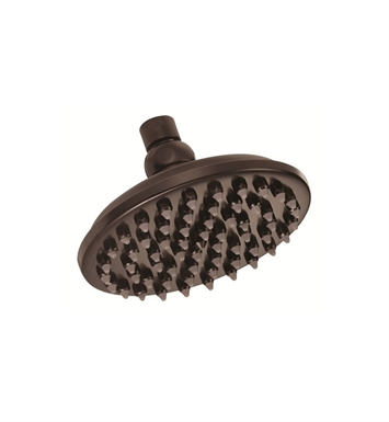 "Danze D451279RB Sunflower™ 6"" Single Function Showerhead in Oil Rubbed Bronze"