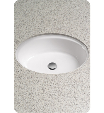 TOTO LT641#11 Dartmouth® Undercounter Lavatory With Finish: Colonial White