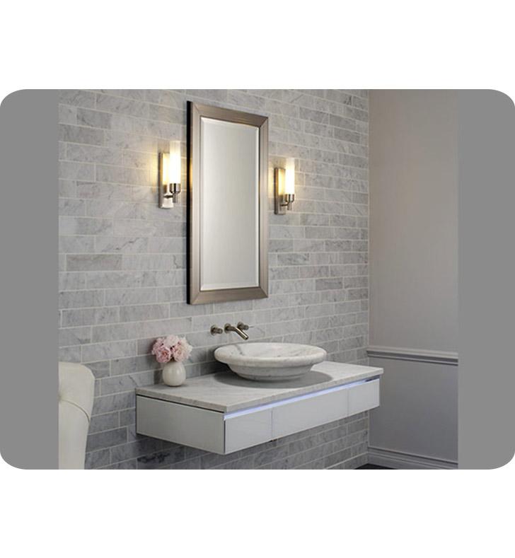 """Robern Bathroom Vanities: Robern VS36AC Slim Customizable 36"""" Modern Bathroom Vanity"""