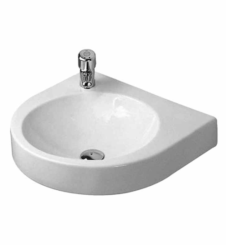 Duravit 0449580000 architec wall mount porcelain bathroom for Duravit architec tub