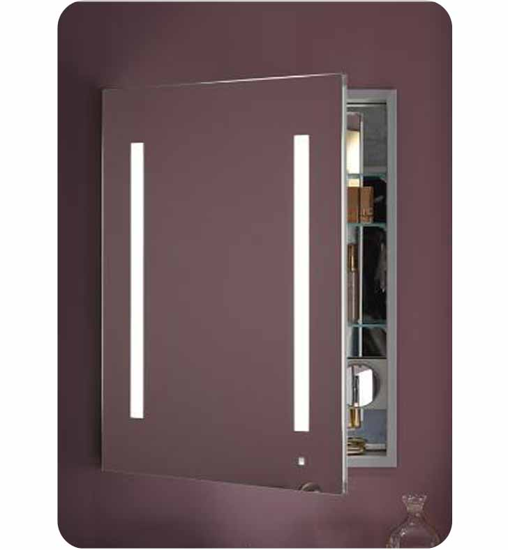 Robern Ac2430d4p1l Aio 24 Quot Wide Single Door Medicine