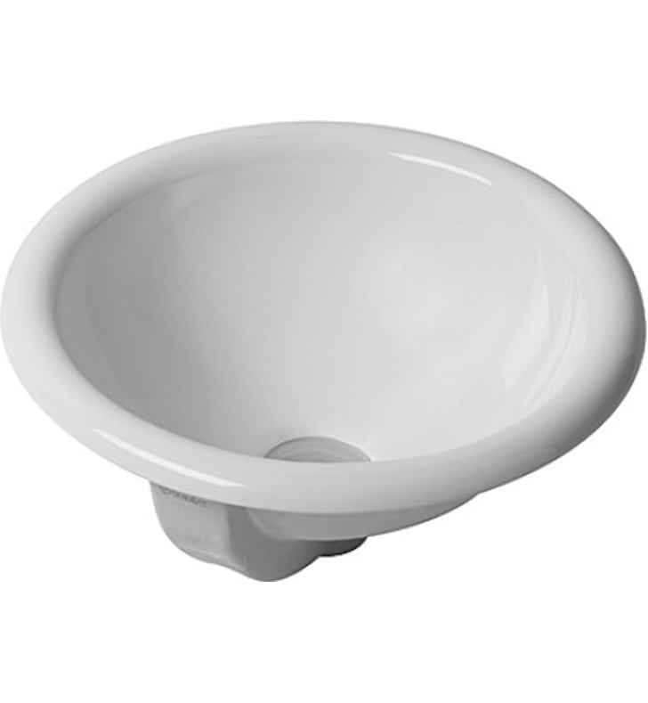 Duravit 0318400000 architec 15 3 4 porcelain bathroom for Duravit architec tub