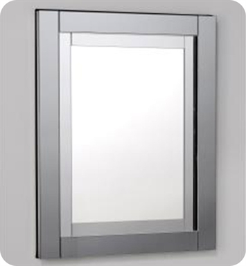 "Robern FWMCD2440G Candre 23"" x 39 3/4"" Wall Mirror With Style and Color: Gray"