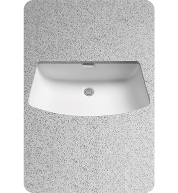 TOTO LT967#11 Soirée® Undercounter Lavatory - ADA With Finish: Colonial White
