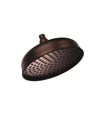 "Danze Antique Bell™ 10"" Antique Bell Showerhead in Oil Rubbed Bronze"