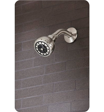 Danze D462014 Nourish™ 3'' Multi-Function Low-Flow Showerhead in Chrome