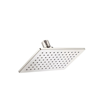 "Danze d460059BN Mono Chic™ 5"" by 8"" Rectangular Showerhead in Brushed Nickel"