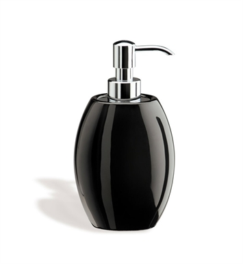 Nameeks 654-14 StilHaus Soap Dispenser With Finish: Black