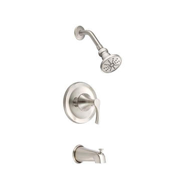 Danze D500022BNT Antioch™ Trim Only Single Handle Tub & Shower Faucet in Brushed Nickel
