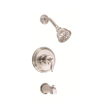 Danze D520010BNT Prince™ Trim Only Single Handle Pressure Balance Tub & Shower Faucet in Brushed Nickel