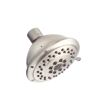 "Danze d460048bn Boost™ 4"" Three-Function Showerhead in Brushed Nickel"