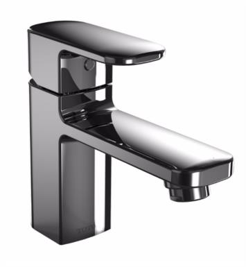 "TOTO TL630SD#CP Upton 8 3/8"" 1.5 GPM Single-Hole Bathroom Sink Faucet with Pop-Up Drain With Finish: Polished Chrome"