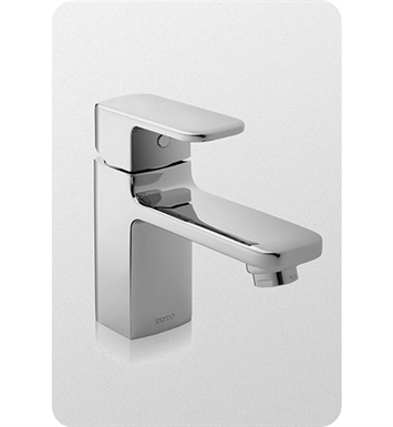 TOTO TL630SD#PN Upton™ Single-Handle Lavatory Faucet With Finish: Polished Nickel
